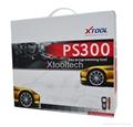 xtool ps300 car key programming tool