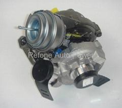 2005- Hyundai / KIA GTB1649V Turbo 757886-0004