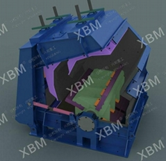 Henan Best Mining Machine Impact Crusher With Good Quality