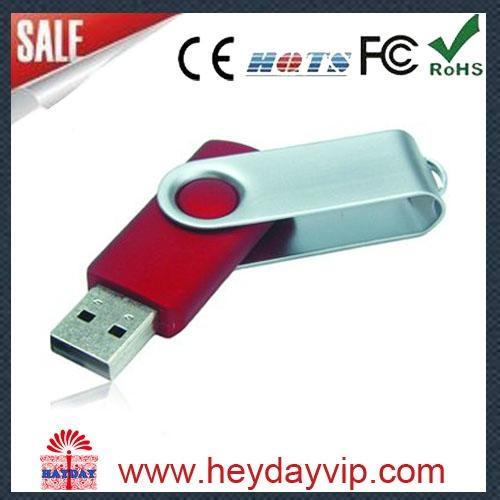 2014 popular plastic usb flash drive 1