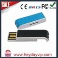 OEM 1GB 2GB 4GB 8GB 16GB mini usb flash drive 5