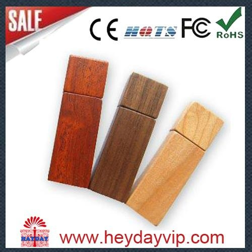 facotry wholesale wooden bammboo usb flash drive 1