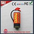 Custom new design PVC/silicon usb flash