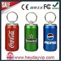 custom bottle shape usb flash drive