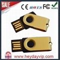 OEM bulk cheap mini usb flash memory 2