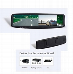 car rearview mirror