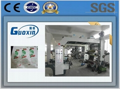 Competitive Price 4 Color Label Flexo Printing Machine