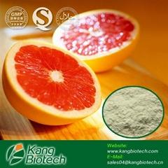 Natural Organic Citrus Fruit Extract Naringin 98%
