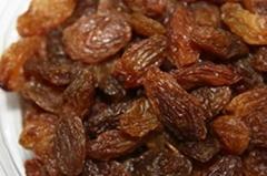 新疆产红葡萄干