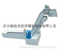 刮板式排屑机