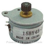 15BY45永磁步進電機