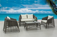 outdoor garden furniture rattan sofa sets