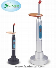 LED curing light with digtal (with