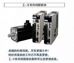 安川伺服電機750W電機