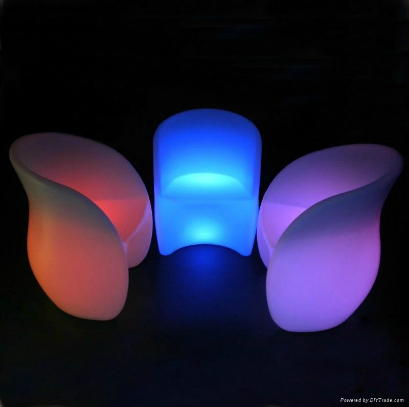 LED Chairs Rotomolding Chairs 1 ...