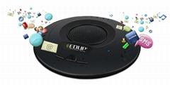 EDUP EP-B3509 蓝牙音乐接收器蓝牙音箱 UFO