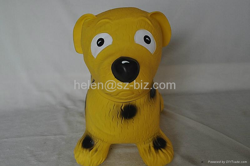 Inflatable dog 2