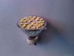 SMD玻璃射灯、LED射灯、LED灯杯、LED、贴片灯杯