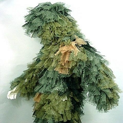 Ghillie Suit Camo Woodland