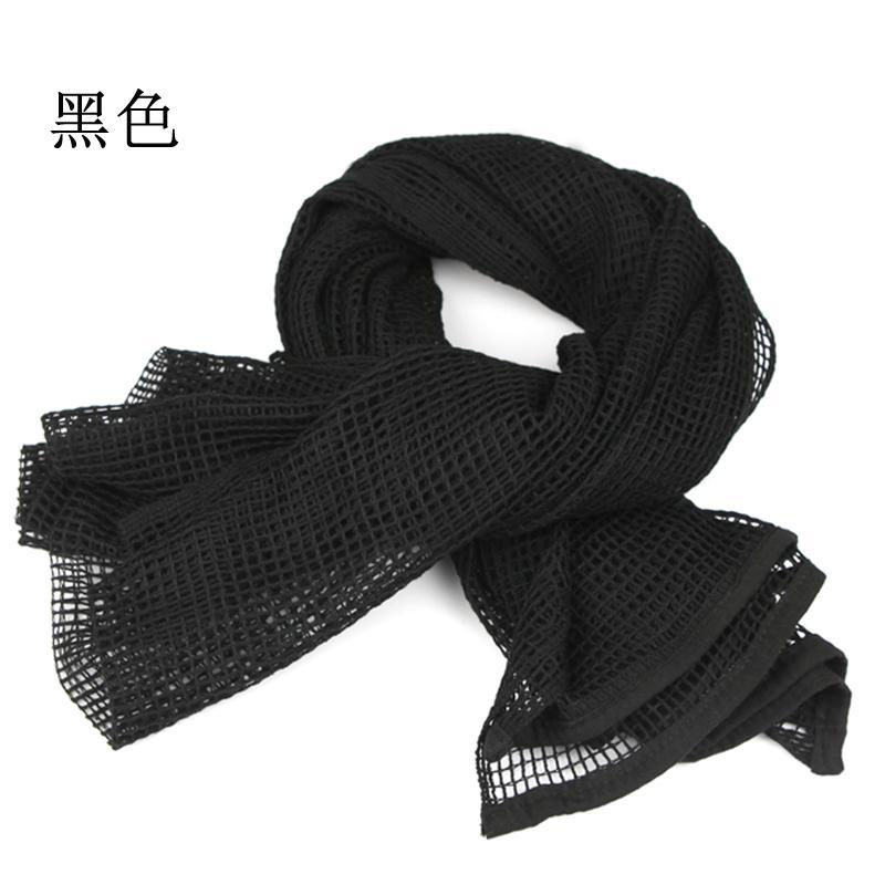 德國MIL-TEC超大純棉戰朮迷彩網巾 4
