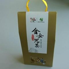 金女儿茶綠茶