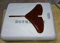 3d打印机的手板模型 1