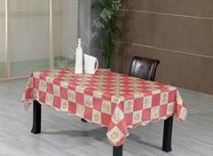 PVC防滑防烫桌布