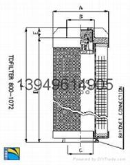 HC0653FAG39Z離子交換樹脂濾芯