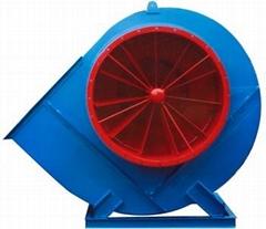 Centrifugal blower