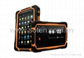 7inch Rugged Tablet PC for Business with 3G GPS RFID NFC Dual-core from SOTEN  1