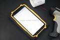 4 Core IP67 Outdoor 7inch R   ed Tablet GPS NFC RFID Beidou Navigation 2