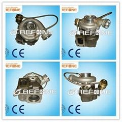 Truck/Bus S200G 318807 04259204KZ turbocharger