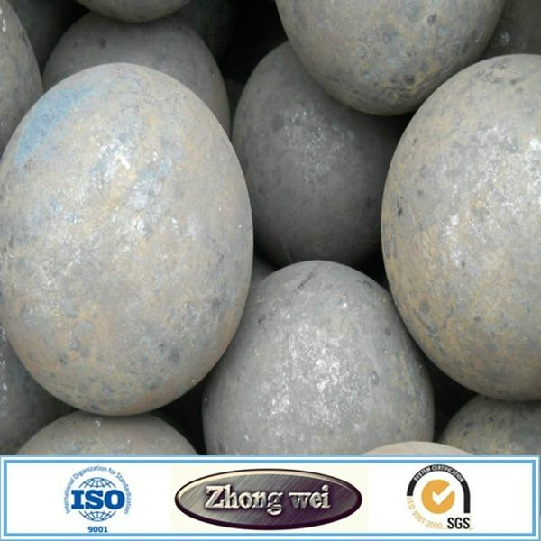 Forged steel grinding ball 1