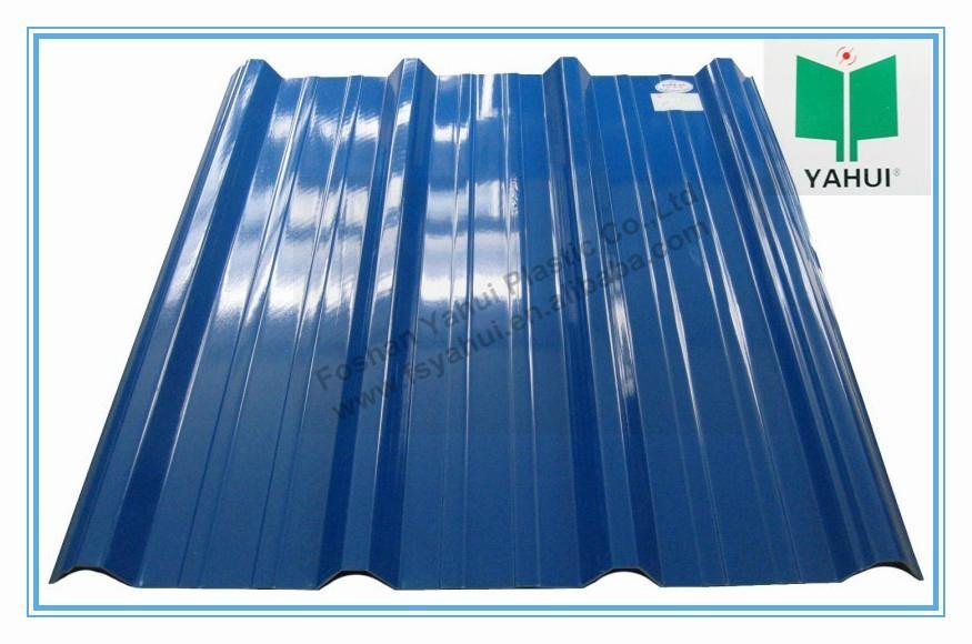 防腐蝕塑料瓦 1