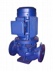 懸臂式管道泵