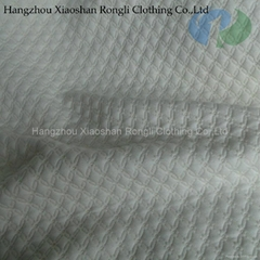 Sell 100% polyester jacquard knitted fabric RLX-D13B
