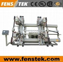 CNC Vertical 4 Point Welding Machine (Full Auto)