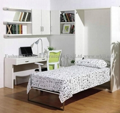 GE2001 wall bed set murphy bed hidden bed