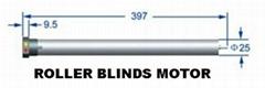 25mm AC Tubular Motors for roller blinds