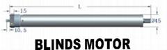 45mm Radio Tubular Motor for roller blinds & awnings