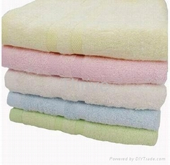 Bamboo Fiber Towels