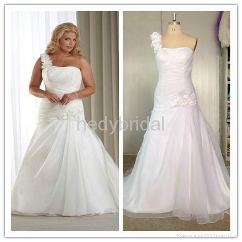plus wedding dress floor length brand new 1