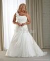 plus wedding dress floor length brand new 2