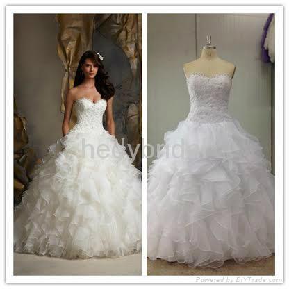 luxury imported wedding dress 1