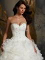 luxury imported wedding dress 5