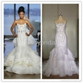2014 new collections wedding dress