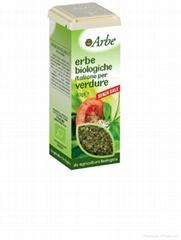Organic seasonings for Vegetables without salt