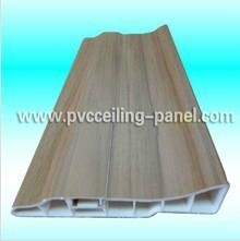 pvc skirt pvc ceiling floor accessory T0936
