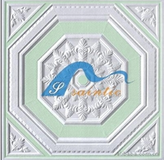 Beautiful design&Excellent quality color pvc gypsum board