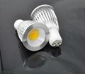 3w/5w/7w GU10 E27 COB LED Spot Light